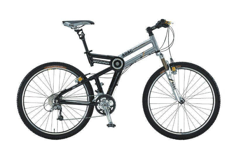 ADAC Winora FoldingStar folding bike - 01