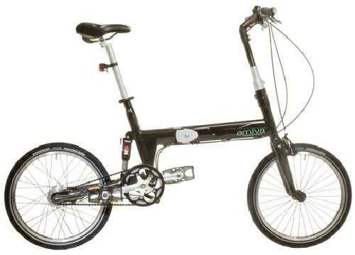 AMiiVA Quartz folding bike