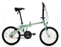 Abio Verdion folding bike