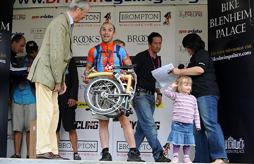 Alistair Kay - 2008 World Brompton Championship winner