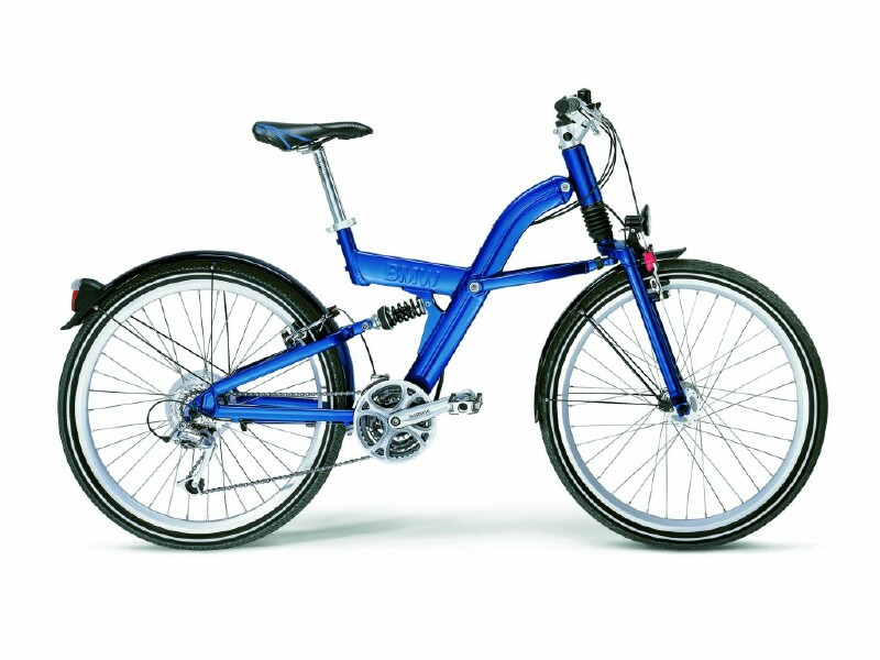 Bmw Active Line Folding Bicycle