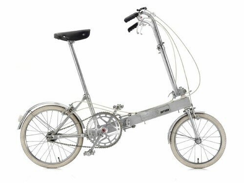 70's Bickerton folding bike
