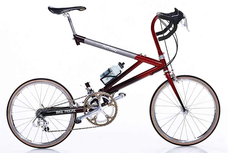 Bike Friday - Air Friday folding bike