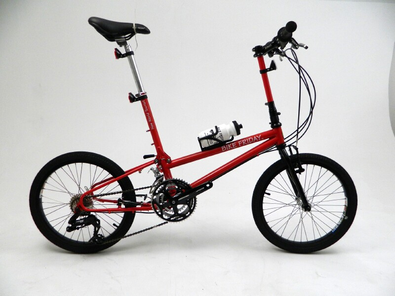 Bike Friday Diamond Tourist 24 Folding Bike