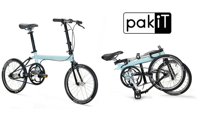 Bike Friday pakiT folding bike