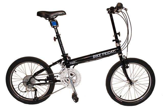 Bike Friday Pocket Expedition folding bike