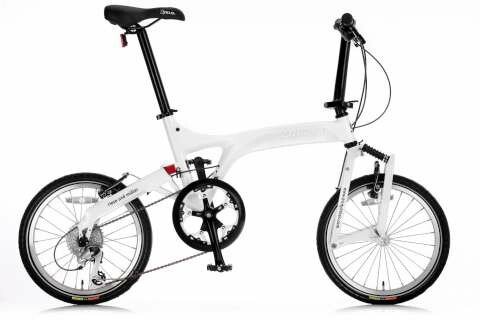 Birdy Alivio folding bike