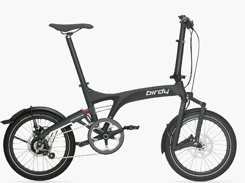 Birdy Rohloff folding bike