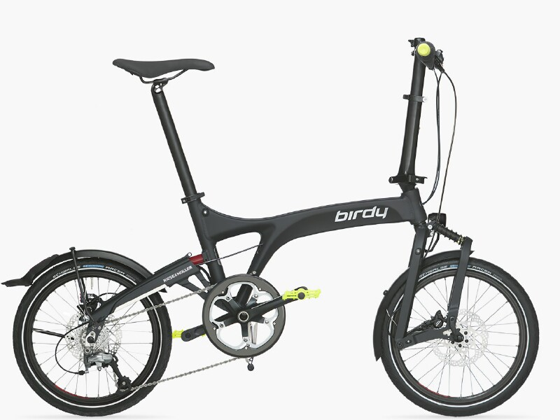 Birdy Speed folding bike
