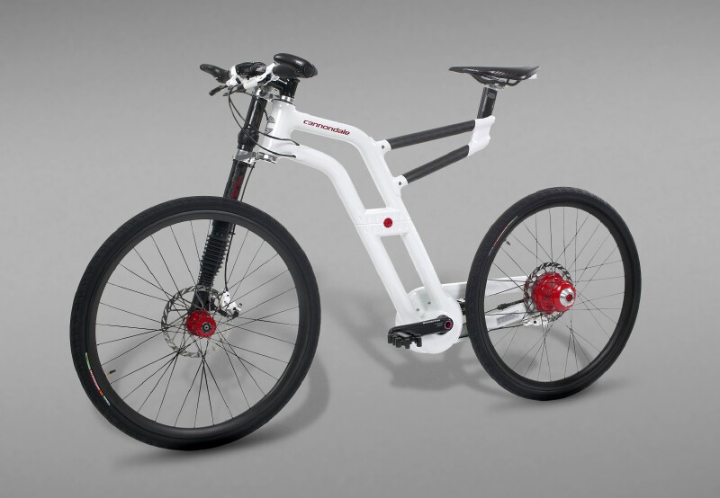 "Cannondale ""On"" concept folding bike"