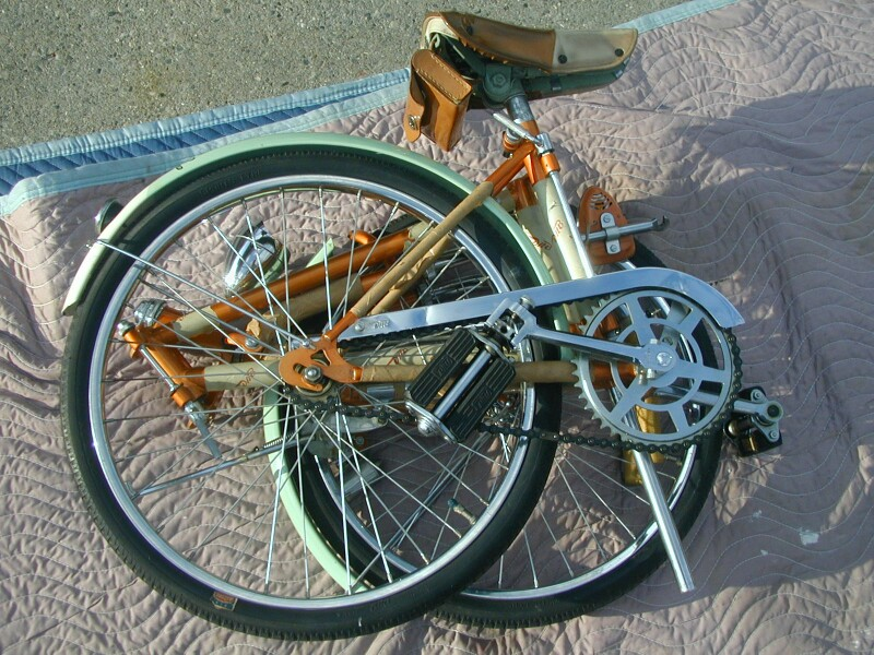 DNB Porta-Fold Cycle