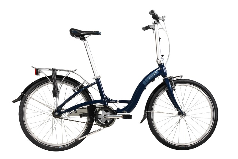 Dahon Briza D7 folding bike