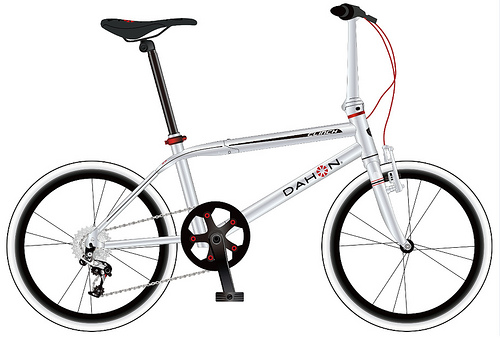 Dahon Clinch folding bike