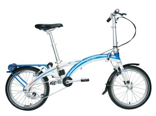 Dahon Curl folding bike