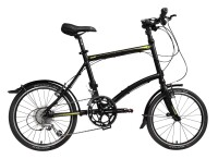 Dahon Dash P18 folding bike