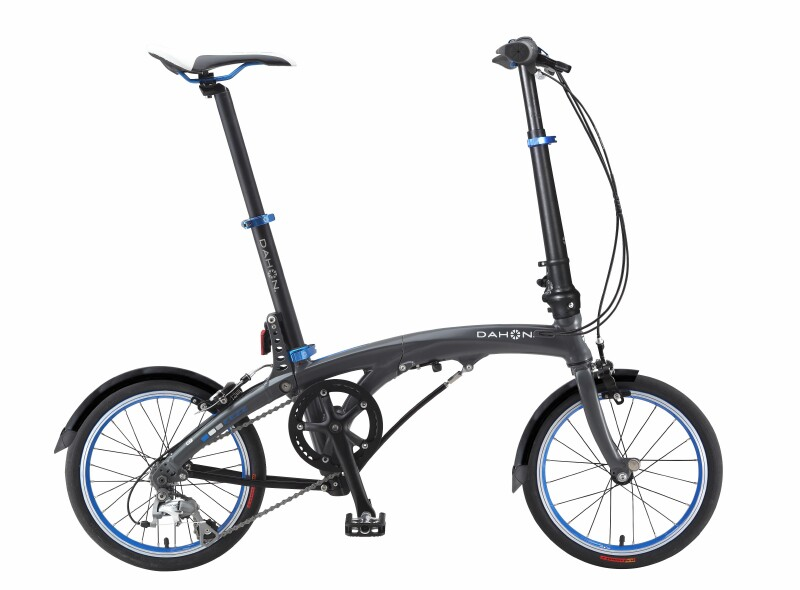 Dahon EEZZ D3 folding bike