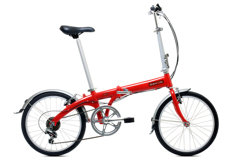 Dahon Eco 3 folding bike