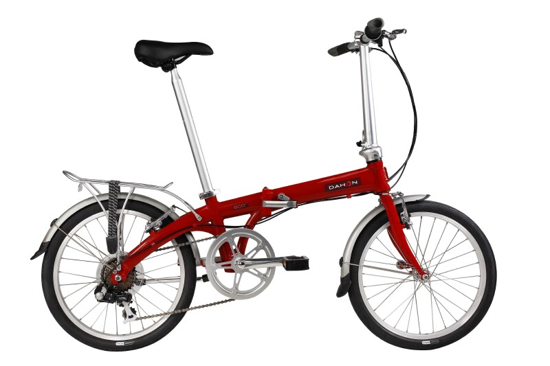 Dahon Eco C7 folding bike