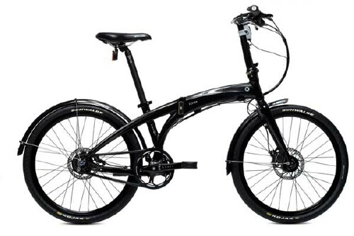 Dahon IOS XL folding bike