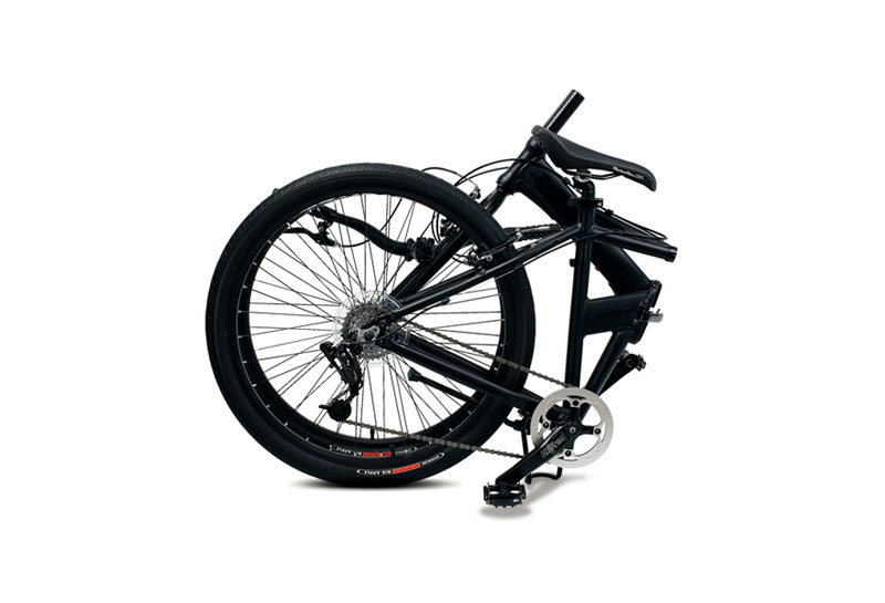 Dahon Jack folding bike - folded