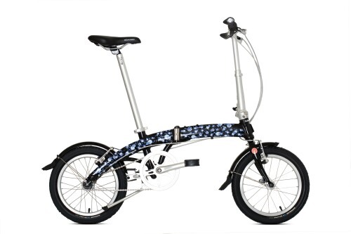 Kukuxumusu Dahon folding bike