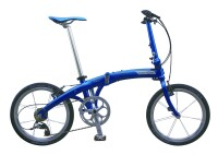 Dahon Mu EX folding bike