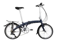 Dahon Mu P24 folding bike