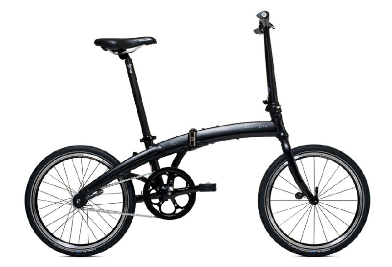 Dahon Mu Uno folding bike