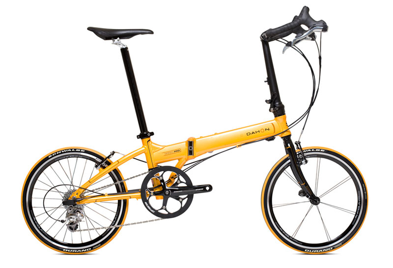 Dahon Speed Pro TT folding bike