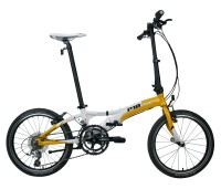 Dahon Visc P18 folding bike