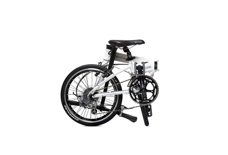 Dahon Vitesse P18 folding bike - folded 1