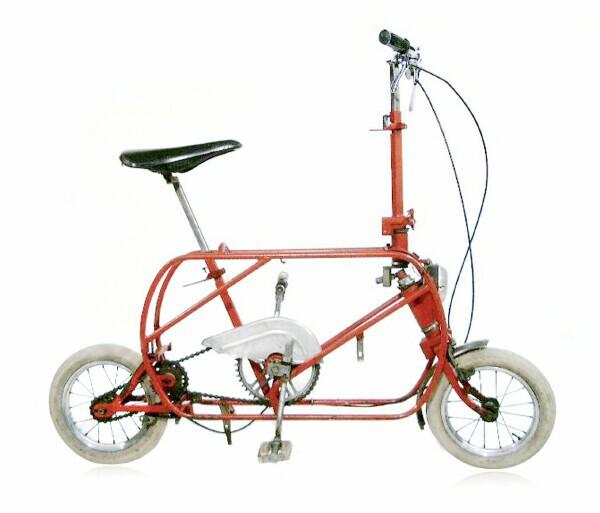 Bici Pieghevole Di Blasi.Di Blasi Folding Bike