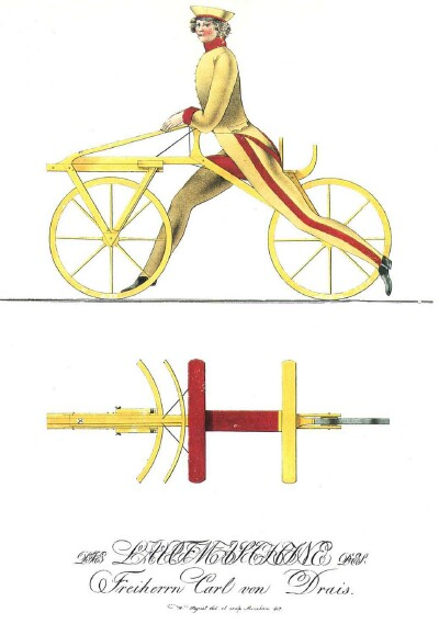 The History Of The Folding Bike The Folding Cyclist