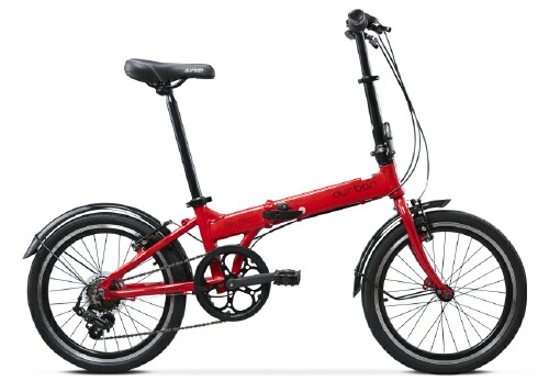 Durban Bay Pro folding bike