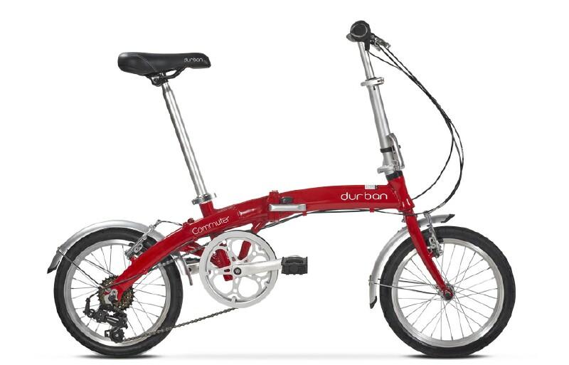 Durban Commuter Folding Bike