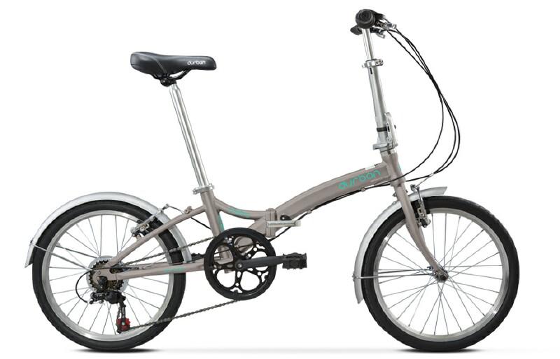 Durban Metro folding bike