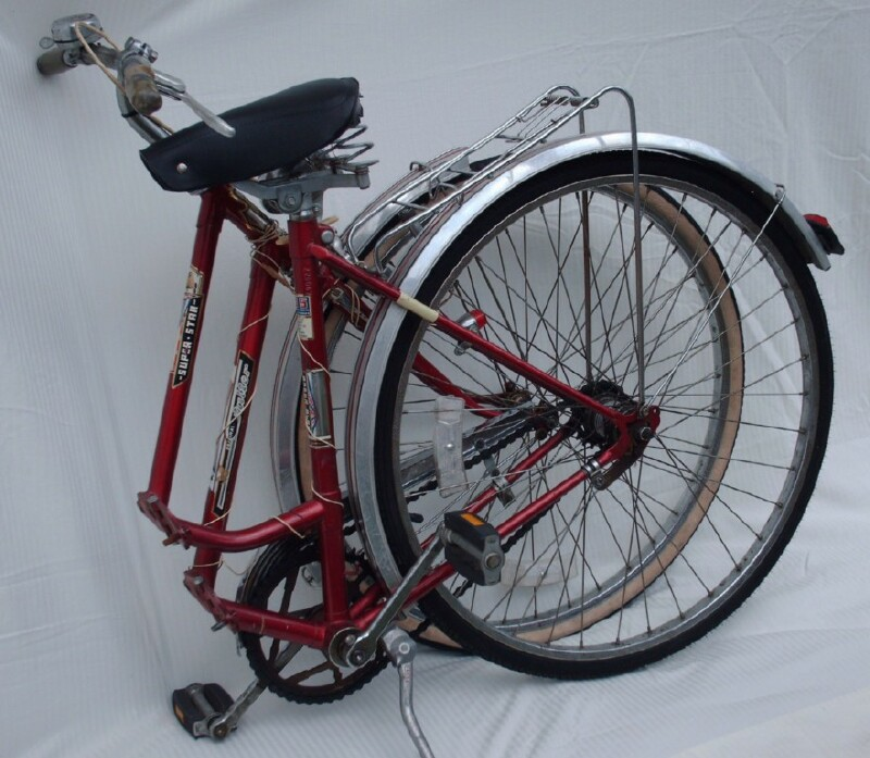 Falter Faehnrich Super Star folding bike 02