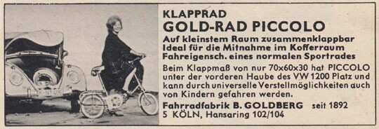 GOLD-RAD-Piccolo-folding-bike-advertisement-1965