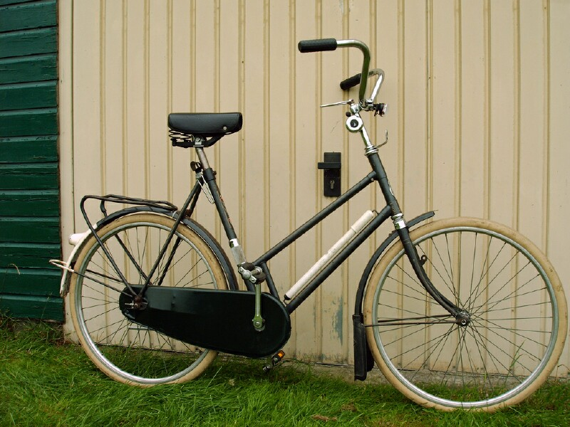 Gazelle Kwikstep folding bike 1