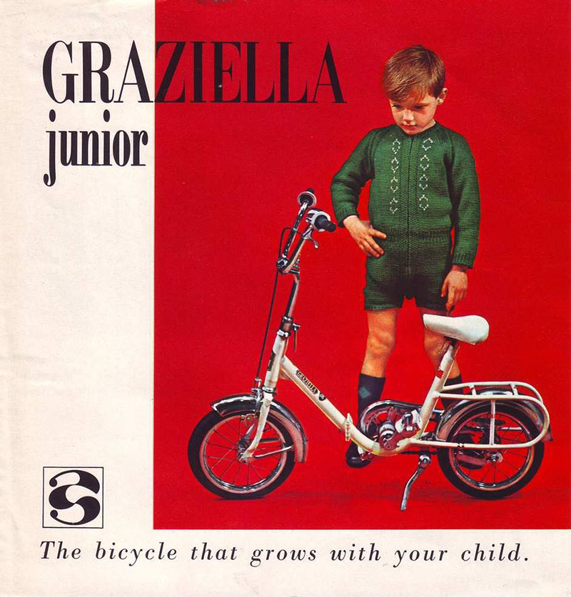 Graziella Junior brochure