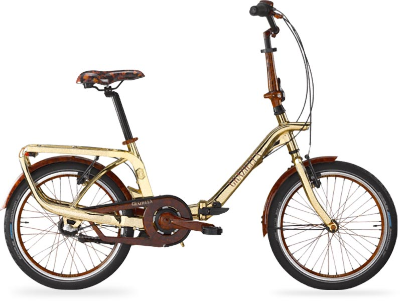 Graziella 50th Anniversary Special Edition folding bike - 2014