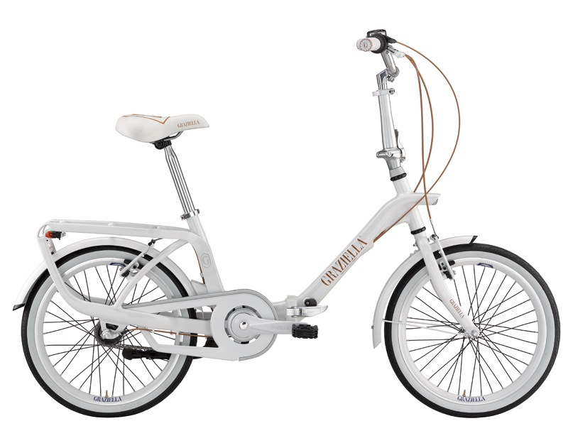 2012 Graziella folding bike