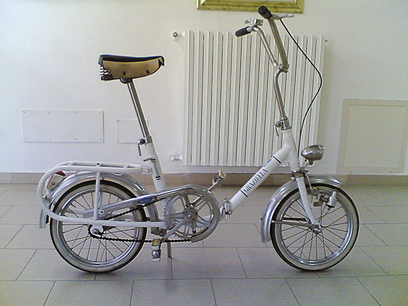 "Graziella original 16"" folding bike"