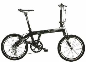 Hasa carbon fiber Minimax folding bike