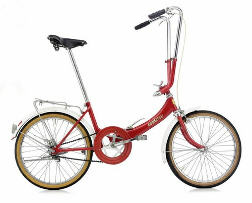 Japanese Katakura Porta-Cycle folding bike
