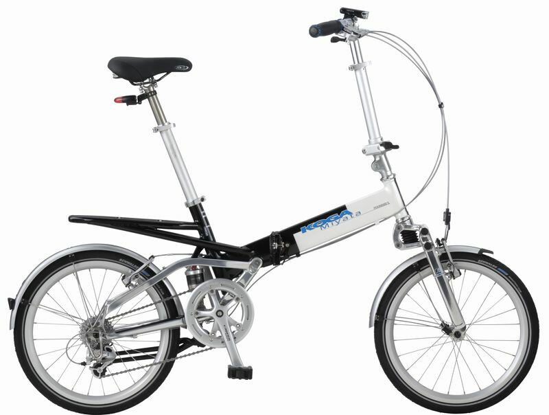 Koga Miyata Founder folding bike