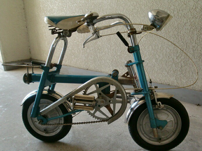 Mitutoyo Bicycle