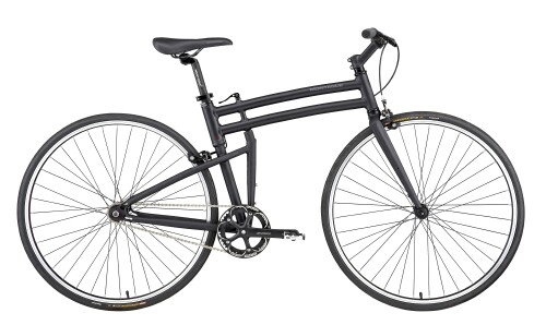 Montague Boston fixie folding bike