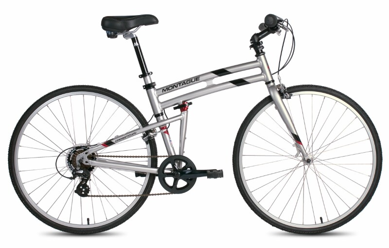 Montague Crosstown folding bike
