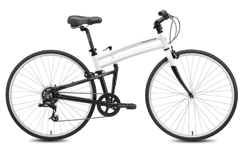 Montague Crosstown Folding Bike